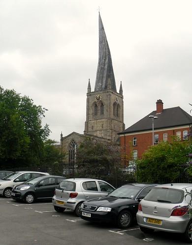 Chesterfield Parish Church 1