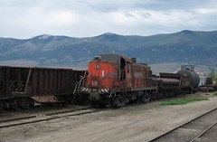 Nevada Northern Railway 0560a (DB's travels) Tags: abandoned nevada ely northeast july11 nnry nevadanorthernrailway