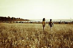 Sommerkveld 1971 (estenvik) Tags: norway re2 stfold topcon larkollen kollen rygge sommerkveld estenvik elya erikstenvik