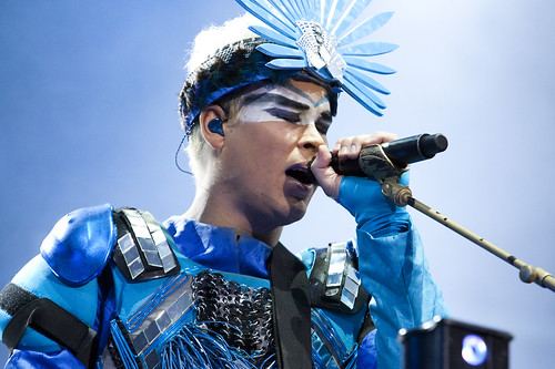 Empire of the Sun @ Big Chill Festival 2011