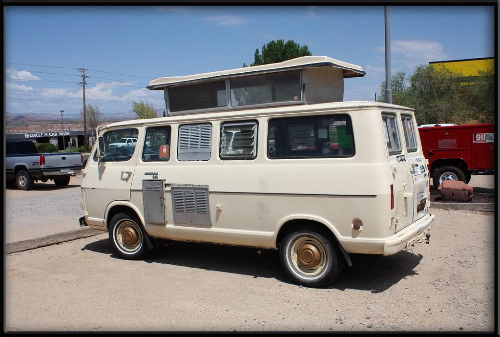 1967 GMC Handi-Bus Custom