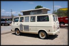 1967 GMC Handi-Bus Custom (twm1340) Tags: arizona conversion az cottonwood 1967 van rv camper gmc handibus parkplace handivan