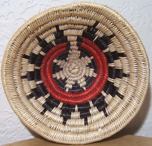 Diné Basket - Concave