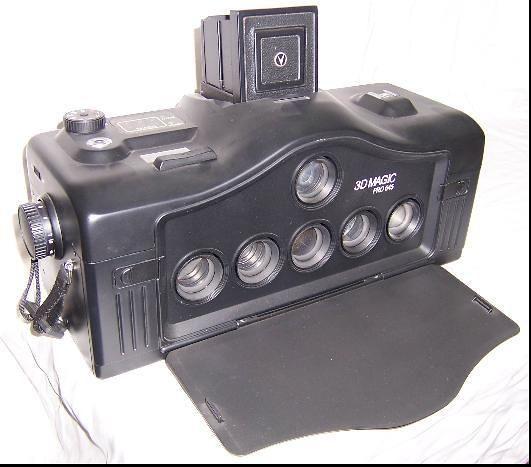 3D120-Ⅲ型立体照相机