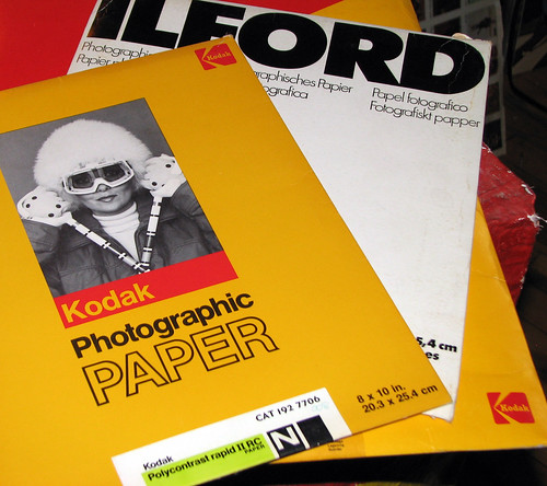 Traditional Photographic Papers
