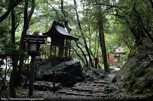 Kamigamo-jinja 上賀茂神社 - Mt. Kataoka