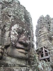 Bayor, Angkor Wat