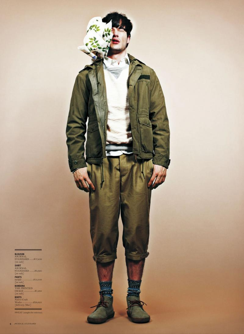 Bruno P 0033_JOURNAL STANDARD MEN'S SS2011(Official)