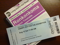 Harry Potter: The Exhibition at Discovery Times Square