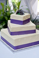 Let them eat (wedding) cake!
