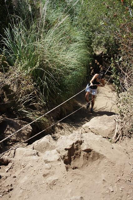 mithra rope climb