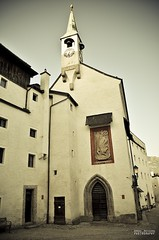 The old chapel (Andrea Rapisarda) Tags: salzburg church austria nikon europa europe raw oldstyle chiesa castello cappella fortezza salisburgo nohdr 1exp d7000 andrearapisarda