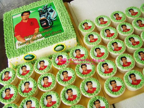 Cake & Cupcakes Edible Image