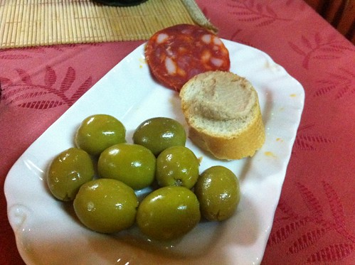 Santiago de Compostela | La Comida Restaurante | Aperitivo