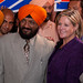 Andrea Horwath's momentum tour in Brampton West-8589