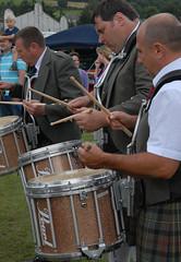 Glasgow Skye PB (2) - Bridge of Allan 09 (john_mullin Thanks for 12 million views) Tags: music scotland traditional scottish bagpipes kilts drummers cultural pipers tartan highlandgames stirlingshire bridgeofallan competitive strathallan pipebands