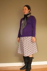 Maternity skirt/Mamiko 33w