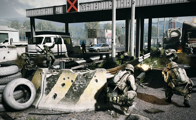 BF3 - MP - Caspian Border - Gamescom_12