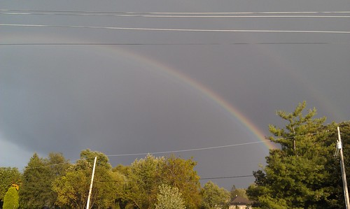 Afternoon Rainbow