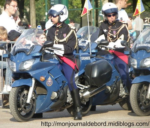 Motards Garde Républicaine 01