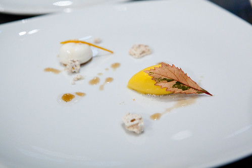 Chef Chris Ford's dessert