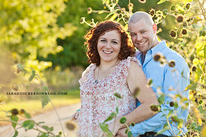 Heritage Park Kansas engagement photography
