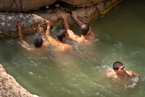 Nude bathing dead sea isreal think