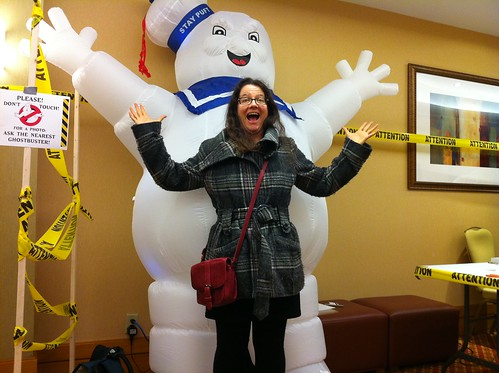 Me and Mr. Staypuft