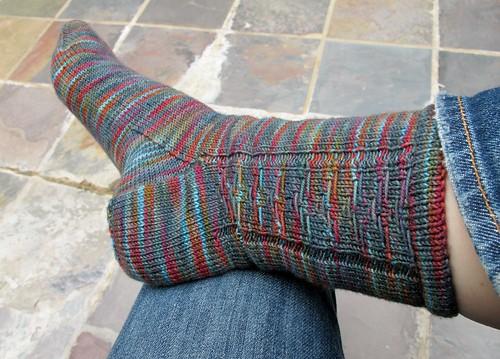 unisex slip-sock 1