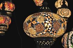 Licht (izoll) Tags: licht outdoor sony beleuchtung lampen dunkelheit mosaik langzeitbelichtung glasperlen alpha580 izoll