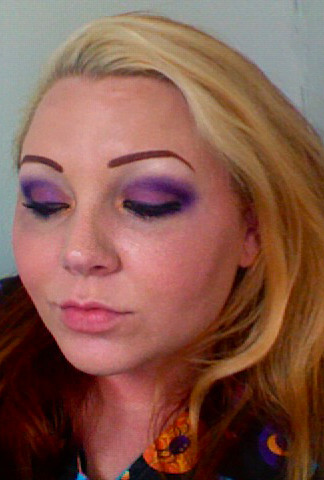 Smokey Purple EOTD 3