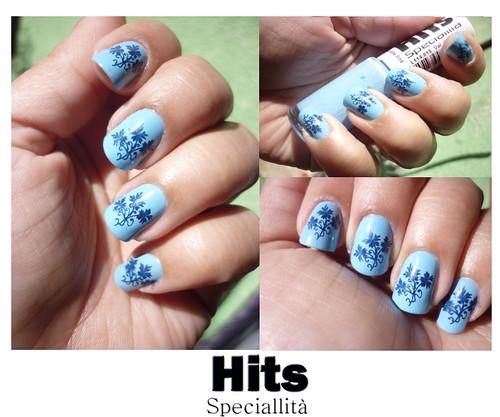 Hits - 215 e Impala - Azul Satin