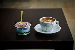 Ben & Jerry + Johan & Nystrm = <3 (Hurreman) Tags: cup coffee cappuchino