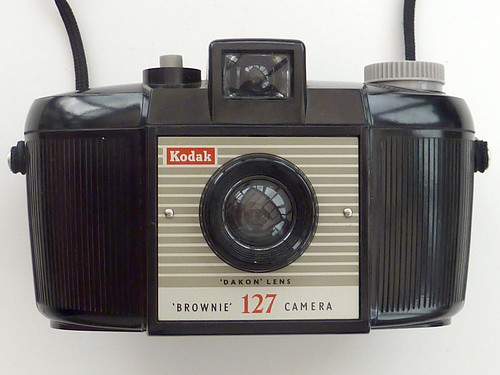 Kodak Brownie 127 by pho-Tony