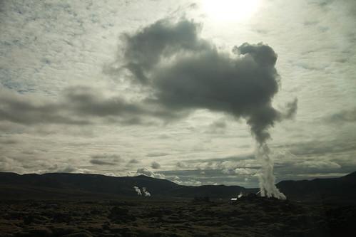 Geothermal Plume