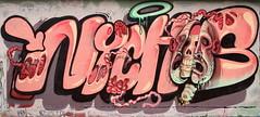 NYCHOS (Brin d'Amour) Tags: graffiti 93 brindamour nychos