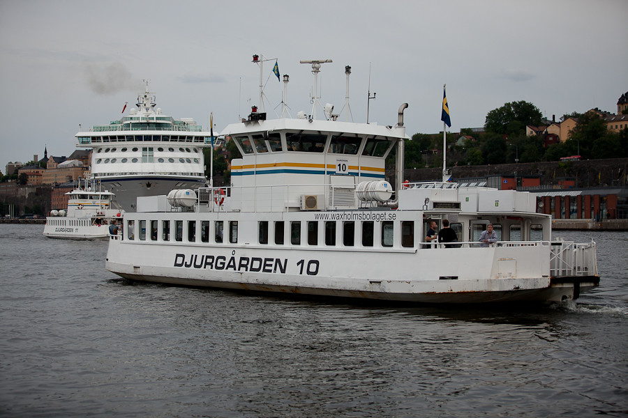 Stockholm Transport