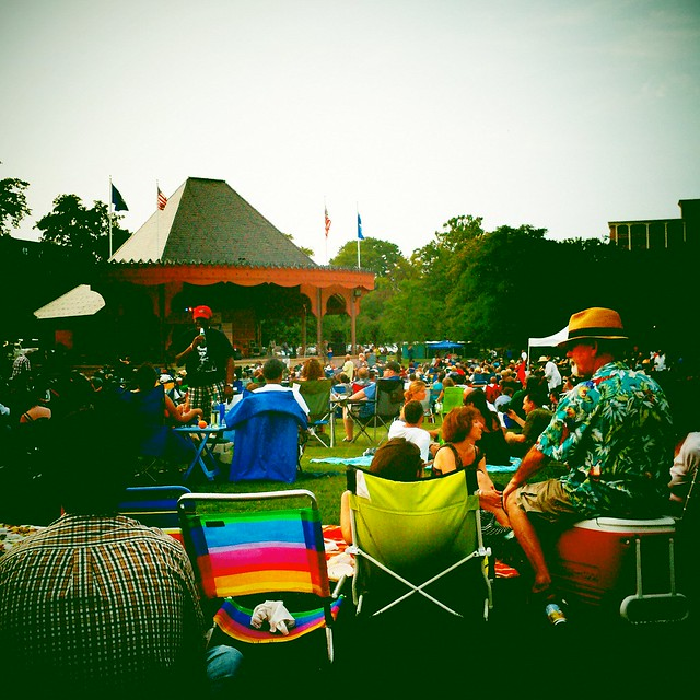 Jazz in Bushnell Park