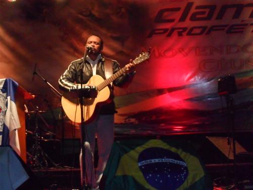 Pr. Antonio Cirilo no Clamor Profético de Belford Roxo - RJ by Everson Cavalcante