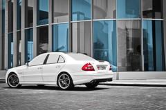 Mercedes Benz AMG E55 (Talal Al-Mtn) Tags: mercedes benz طلال talal e55 amg almtn talalalmtn طلالالمتن المتن talalalmtnphotography photographybytalalalmtn mercedesbenzamge55