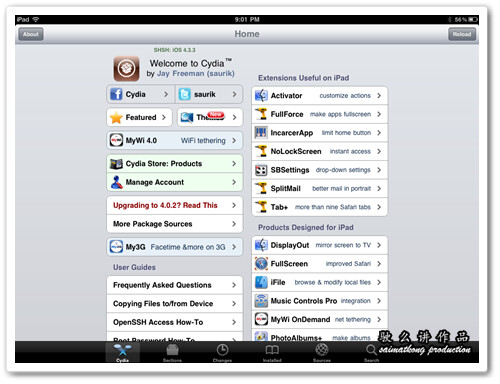 How to Jailbreak Your iPad 2 and iPad 1 Using JailbreakMe - iOS [4.3.3] - Cydia