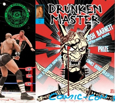 Lucky Nakazawa Drunken Master