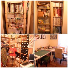 Sewing Room Mosaic