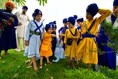 Nurturing the Future (gurbir singh brar) Tags: camp history sikh punjab lessons babysteps leadershipcamp gurbirsinghbrar savalakhfoundation babaswarnjitsingh