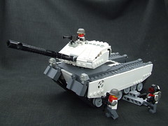 Curio MBT (Shadow Viking) Tags: tank lego military mbt curio moc warmachine clb nearfuture worldinconflict foitsop coalitionofloyalistbritons coalitionofloyalistbritish