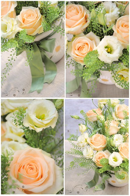 flower arrangement ( aranjament floral )