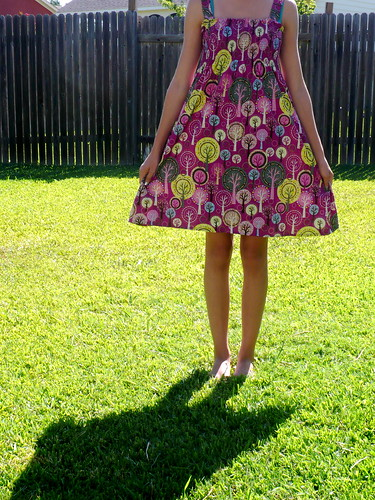 Rachel's Mendocino Dress #2