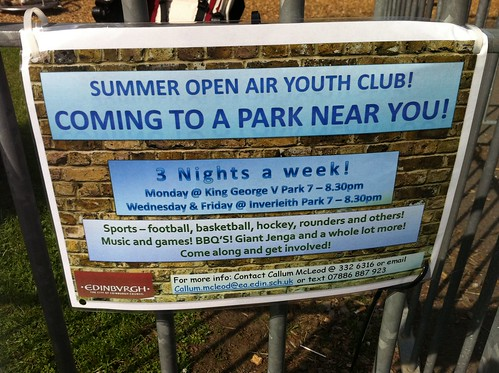 Open Air Youth Club