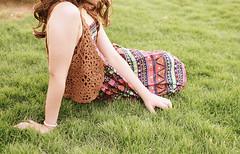 (Ebtesam.) Tags: summer sunlight girl grass 35mm outdoor saudi arabia jeddah 18 2011 35mm18 d700 nikond700 ebtesam