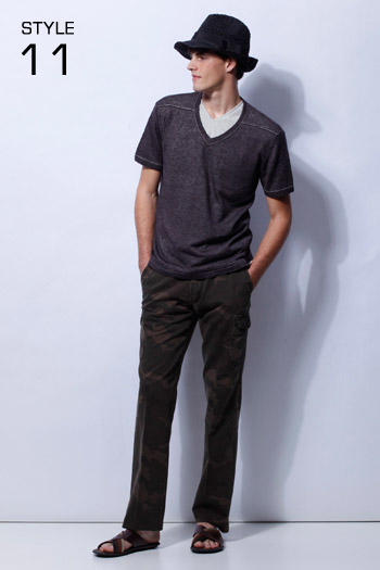 Robert Rae0133_23区 HOMME 2011 Spring & Summer Collection